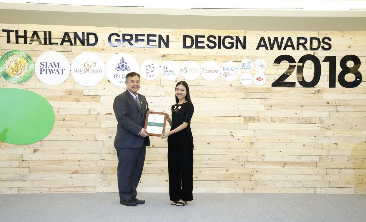 thailand green design
