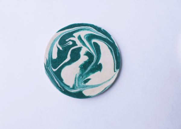 Marbled Coaster back