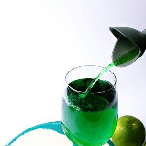 TreeInOne_eco wine stopper_pourer_green